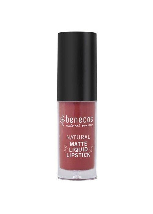 Benecos Benecos - Rouge à lèvre mat - Trust in Rust