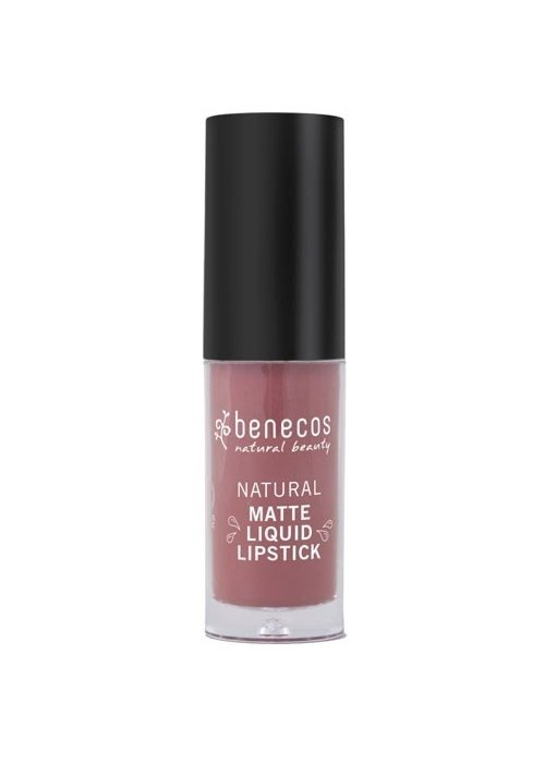 Benecos Benecos - Rouge à lèvre mat - Rosewood Romance