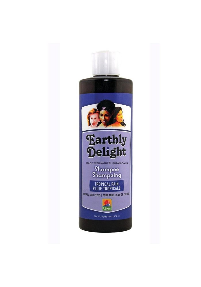 Lafe's Earthly Delight - Shampoing  Pluie Tropical 454ml