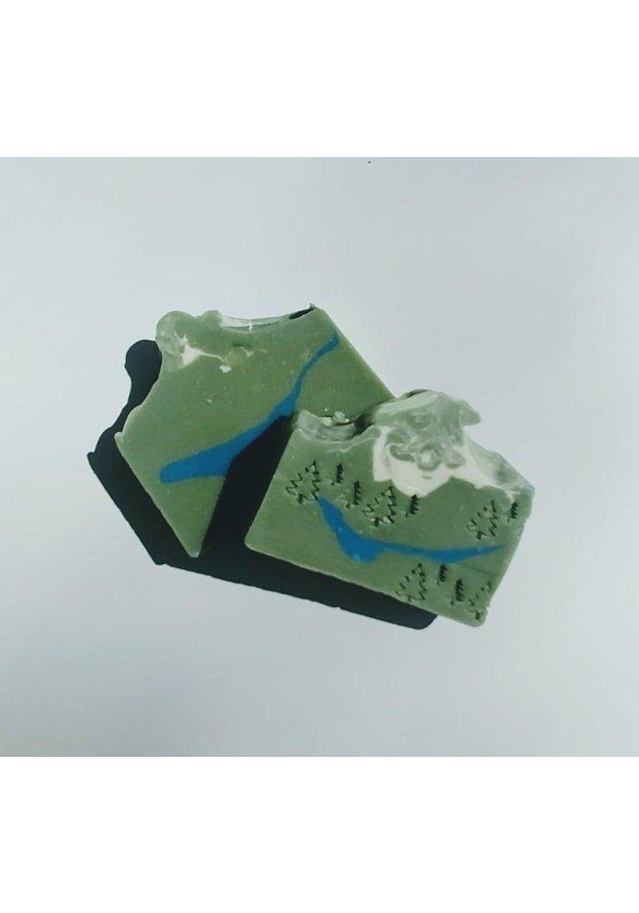 Les Savonnières de Val-David - Savon en barre Chanvre