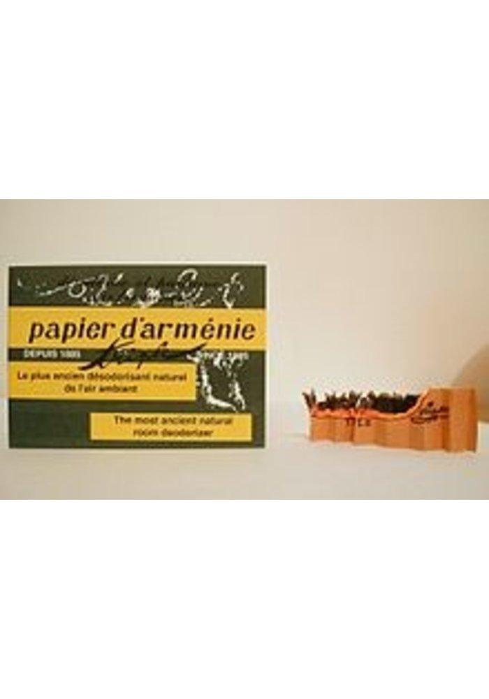 Papier d'Arménie Paris - Encens
