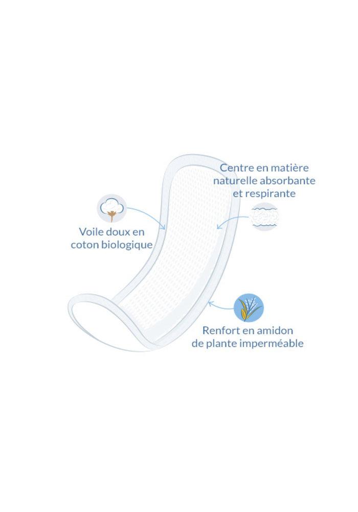 Natracare -  Maternité serviette 10