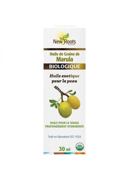 New Roots New Roots - Huile de graines de Marula, certifiée biologique 30ml