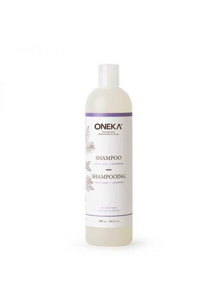 Oneka Vrac - Shampoing Lavande 0.21$/10g