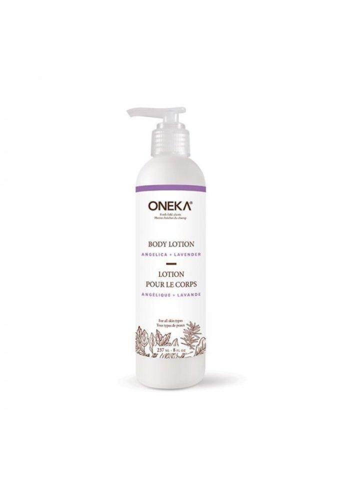 Oneka Vrac - Lotion pour le corps Lavande 0.48$/10g