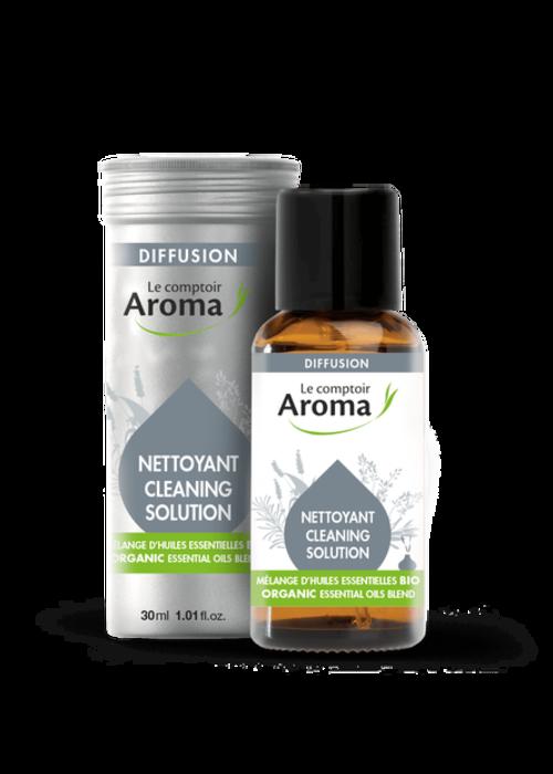 Aroma Aroma - Huile essentielle - Solution nettoyante 30ml