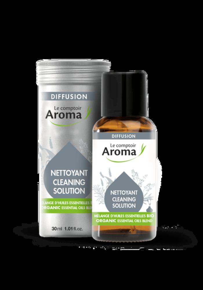 Aroma - Huile essentielle - Solution nettoyante 30ml