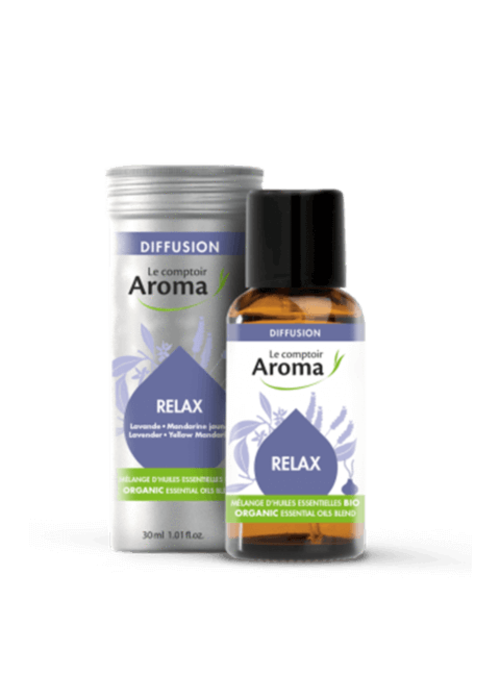Aroma Aroma - Huile essentielle - RELAX 30ml
