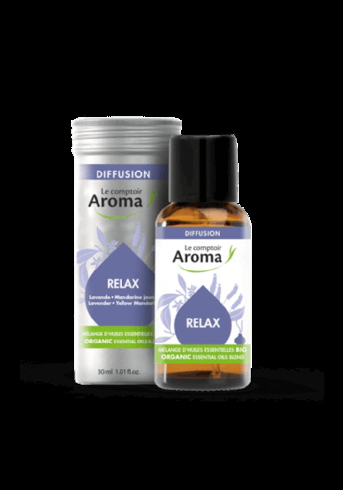 Aroma - Huile essentielle - RELAX 30ml