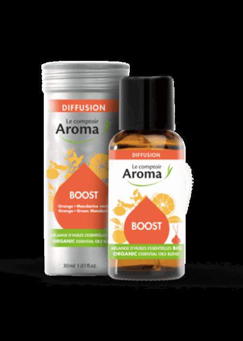 Aroma Aroma - Huile essentielle - BOOST 30ml