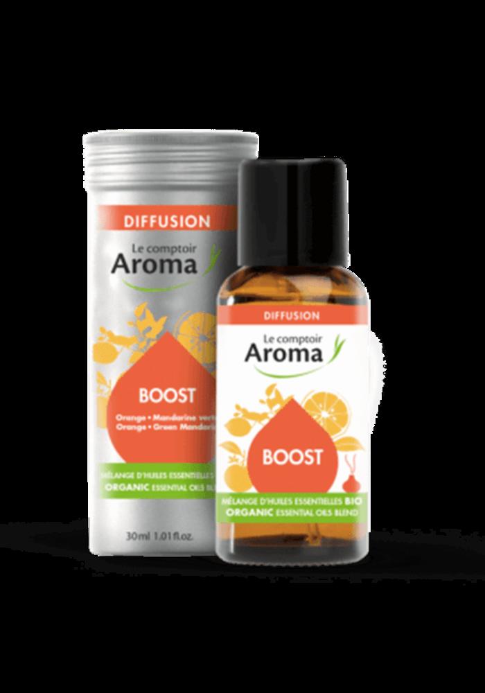 Aroma - Huile essentielle - BOOST 30ml