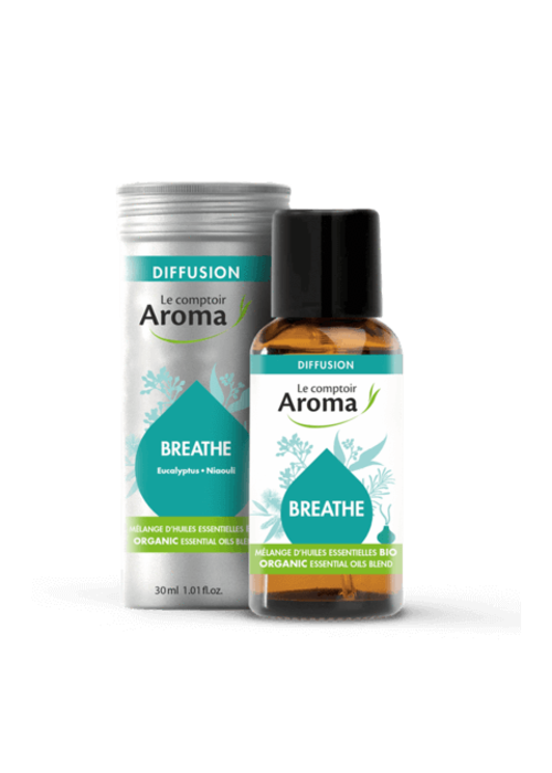 Aroma Aroma - Huile essentielle - BREATHE 30ml