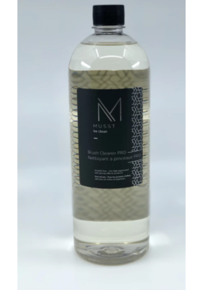 Musst - Nettoyant à pinceaux Vrac - 0.54$/10g