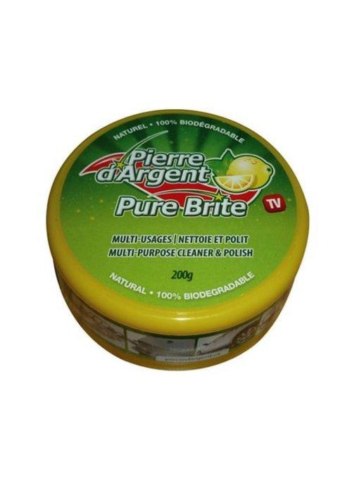 Oval internationnal Pierre d'argent 100% biodégradable 200g