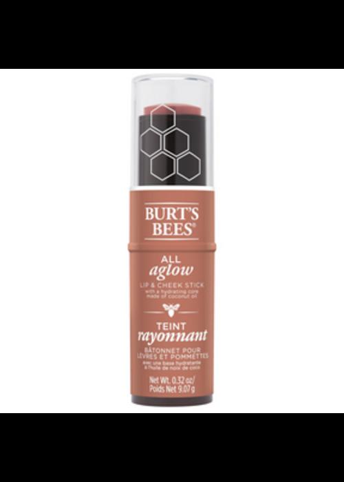 Burt's Bees Burt's Bees - Bâtonnet pour lèvres et pommettes - Peach Pond