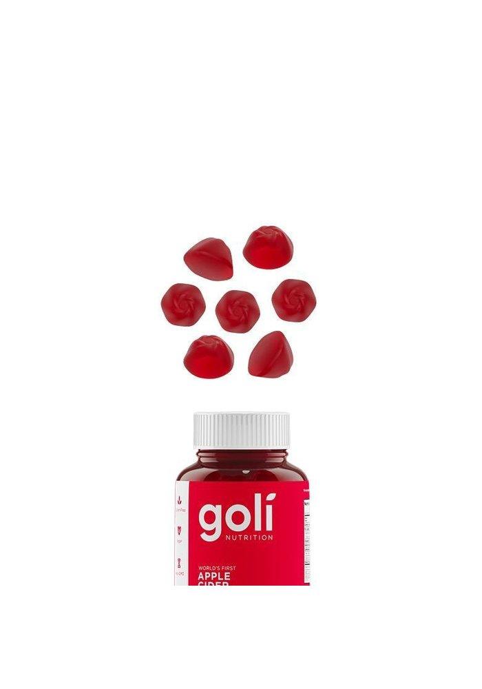 Goli Nutrition - Gummies au vinaigre de cidre de pomme (60)
