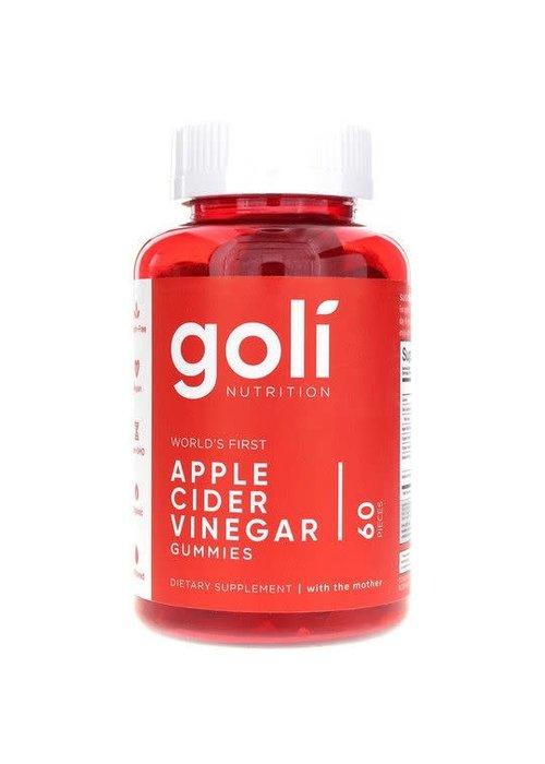 Goli Nutrition Goli Nutrition - Gummies au vinaigre de cidre de pomme (60)