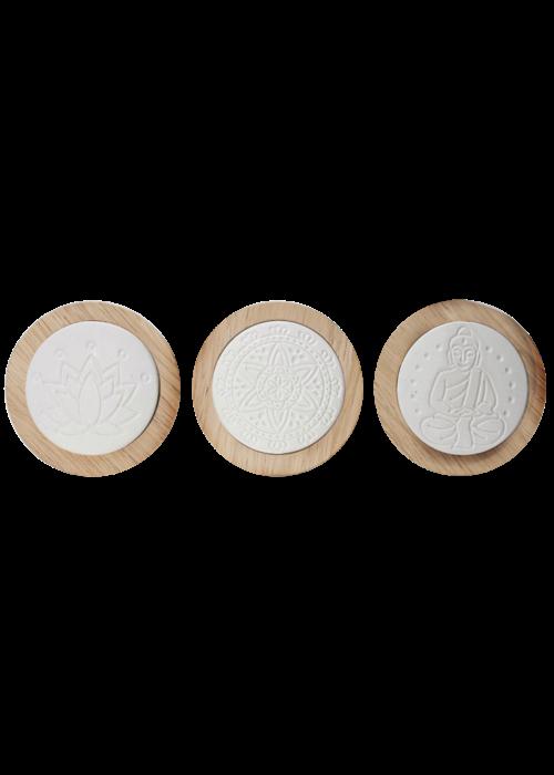 Aroma Aroma - Galets de diffusion - Pebble
