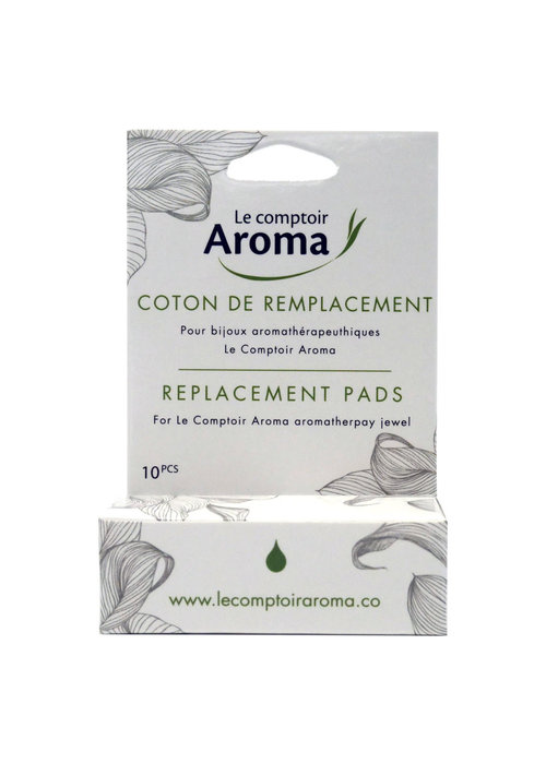 Aroma Aroma - Diffuseur recharge pour diffuseur collier