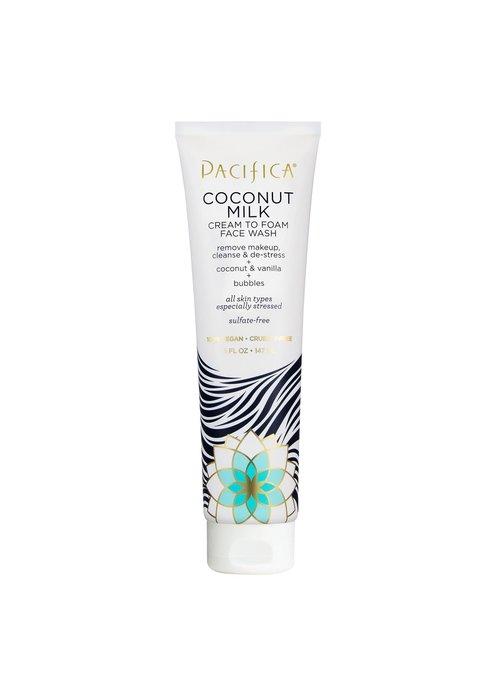 Pacifica Pacifica - Démaquillant & Nettoyant &  Déstressant Coconut et Vanille 147ml