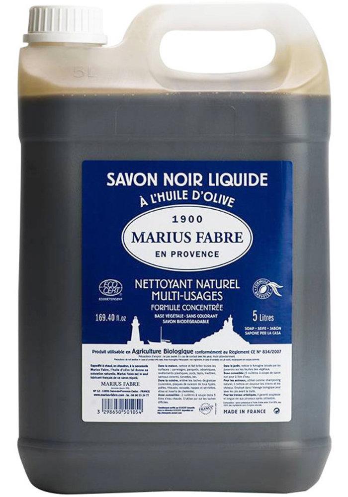 Marius Fabre - Savon noir liquide - Produit naturel