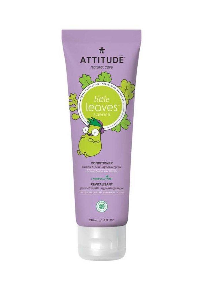 Attitude - Revitalisant - Vanille et poire 240ml