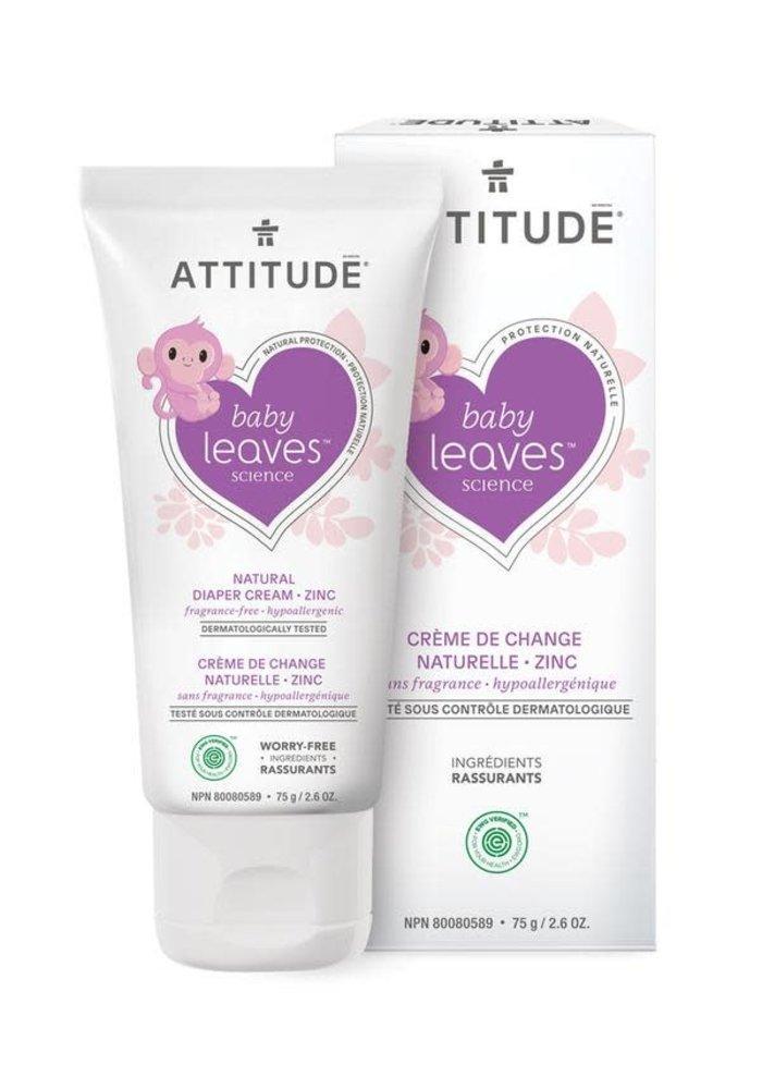 Attitude - Crème de change Zinc - 75g