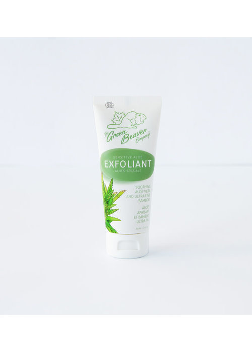Green Beaver Green Beaver - Exfoliant peau sensible 60 ml