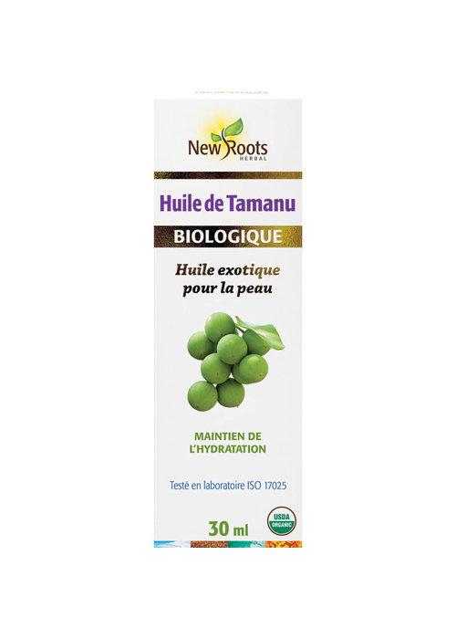 New Roots New Roots - Huile de Tamanu certifiée biologique 30ml