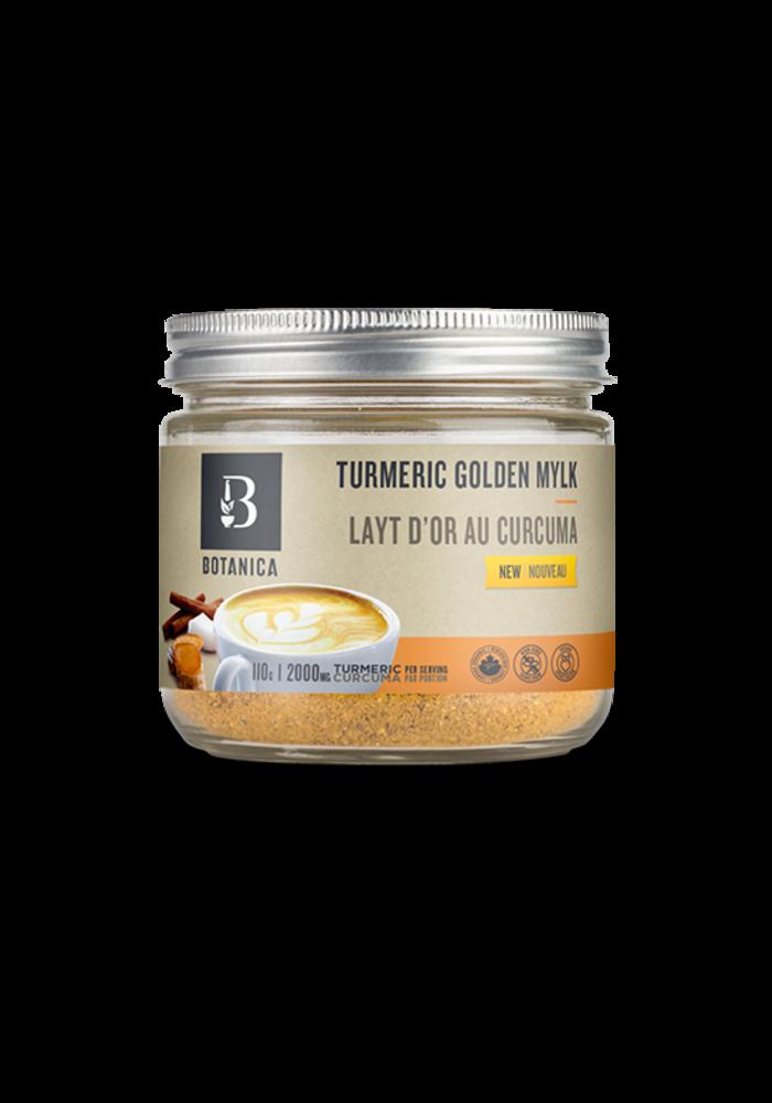 Botanica - Layt d'or au curcuma