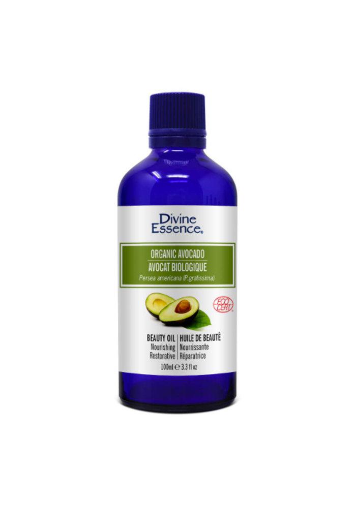 Divine Essence - Huile de beauté végétale - Avocat 30ml
