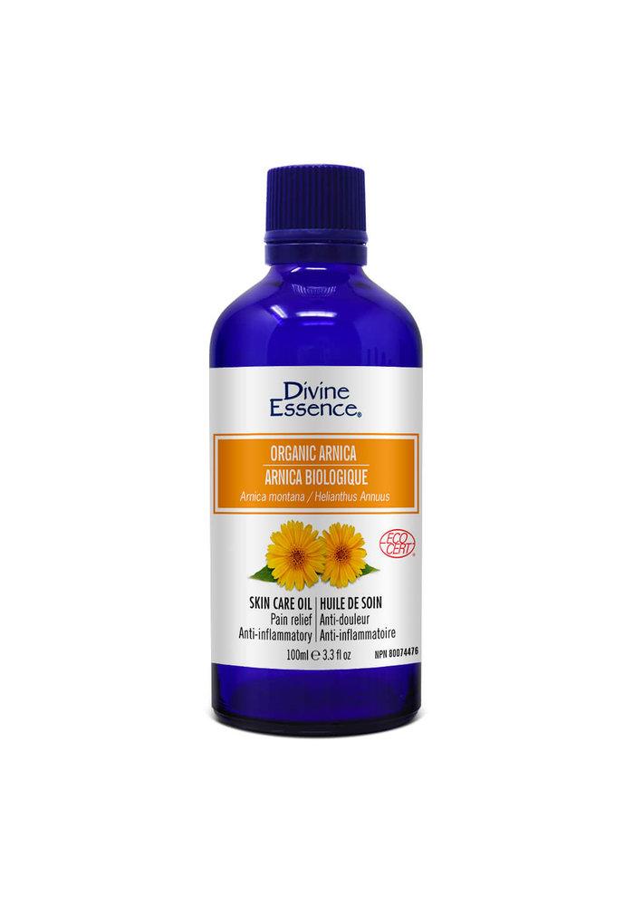 Divine Essence - Huile de beauté végétal - Arnica 30 ml