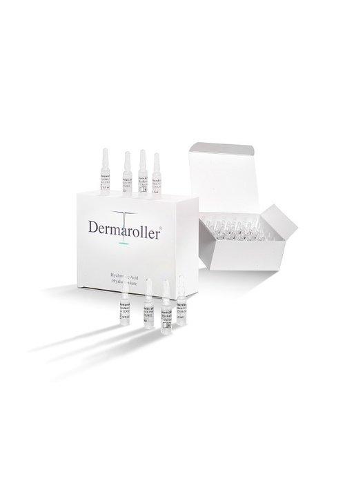 Dermaroller DermaSpark - 30 Ampoules d'acide hyaluronique