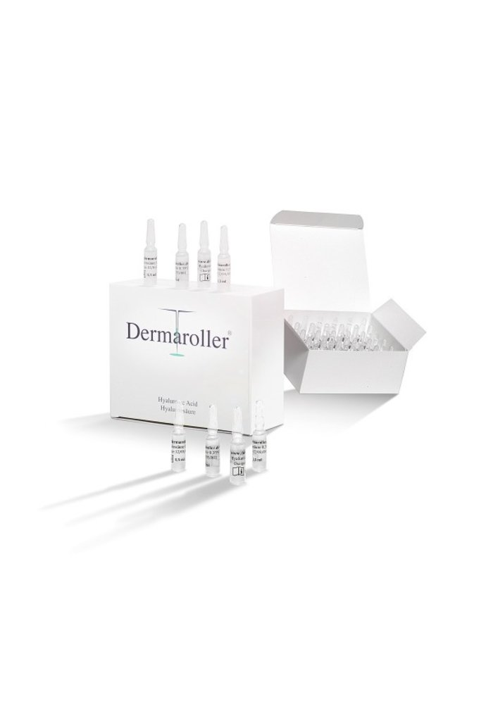 DermaSpark - 30 Ampoules d'acide hyaluronique