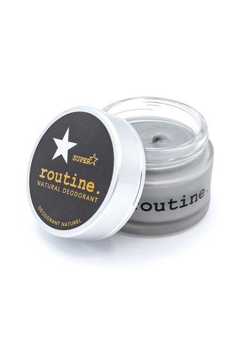 Routine Routine - Déodorant Superstar (magnesium et charbon)