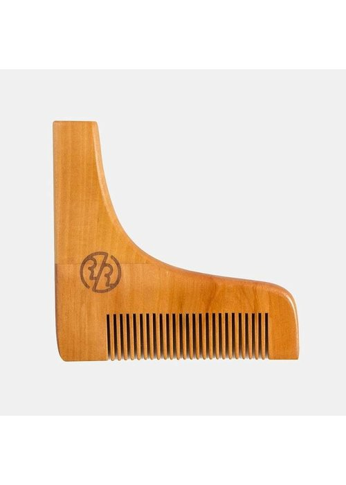 Rockwell Razors Rockwell Razors - Natural Pear Wood Beard Shaper