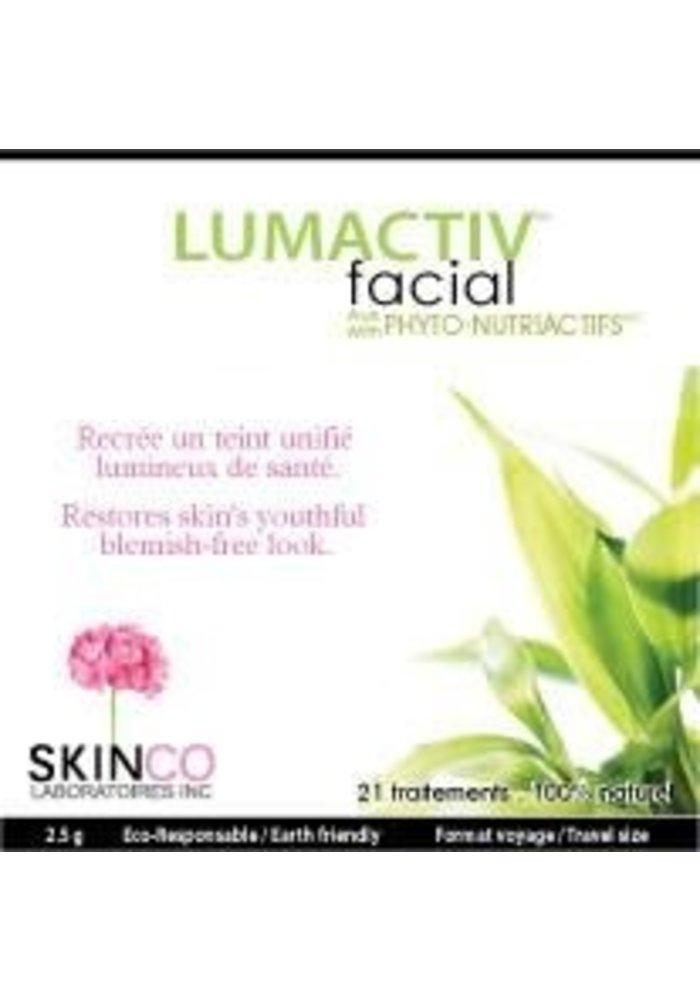 Lumactiv - Soin facial tout en un