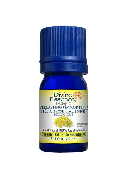 Divine essence Divine Essence - Huile essentielle bio - Hélichryse italienne  5ml