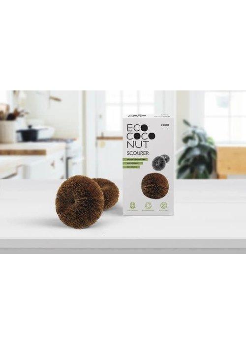 EcoCoconut EcoCoconut - Tampon à récurer