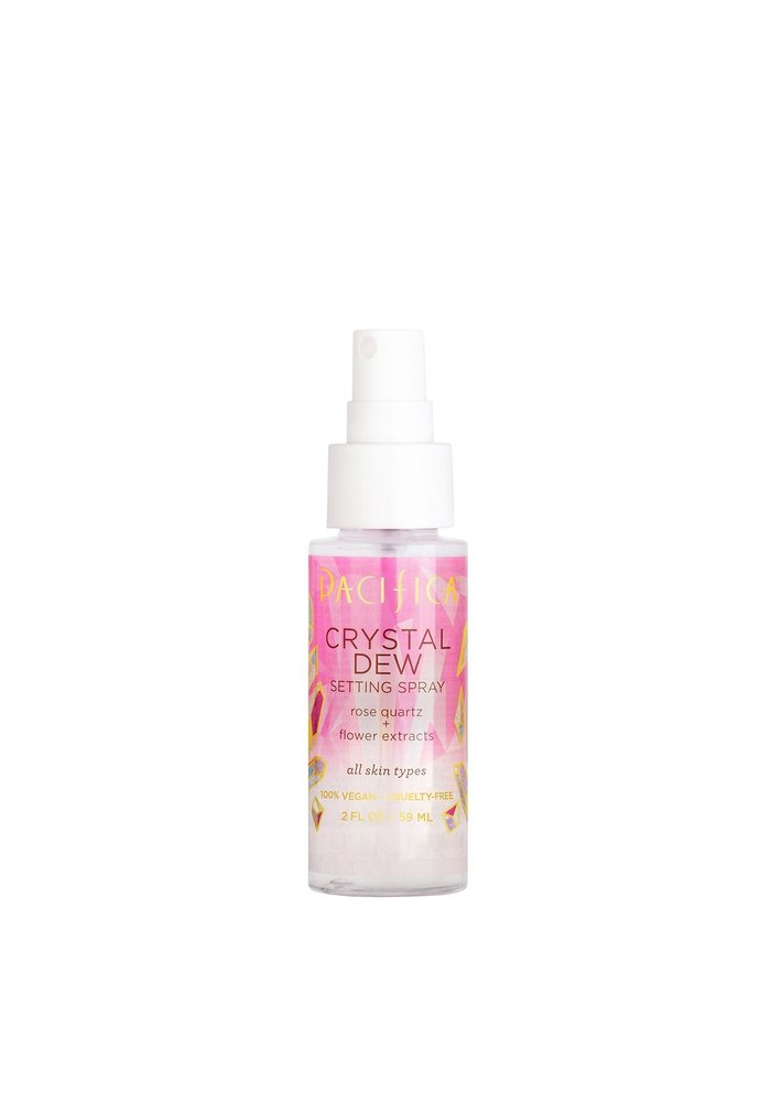 Pacifica - Crystal Dew - Setting Spray