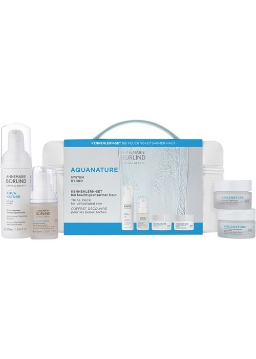 Anne Marie Börlind Anne Marie Börlind - Coffret découverte AQUANATURE
