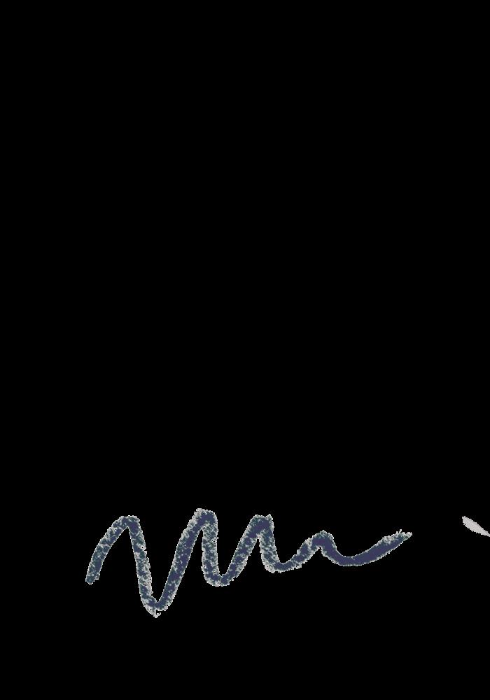 Anne Marie Börlind - Crayon à yeux - Marine Blue