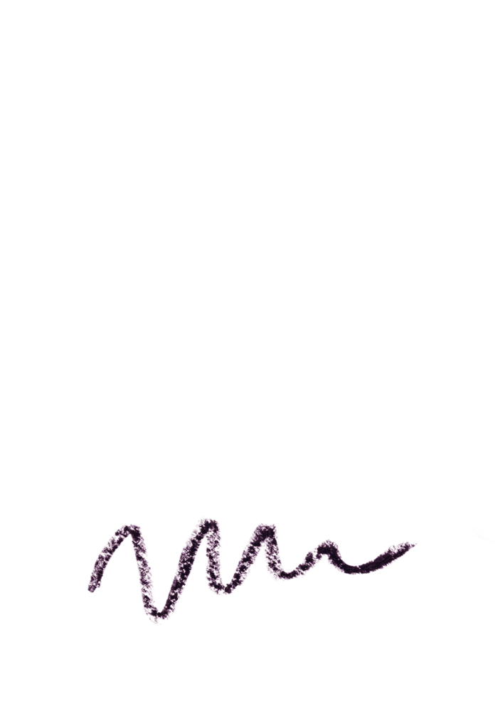Anne Marie Börlind - Crayon à yeux - Violet Black