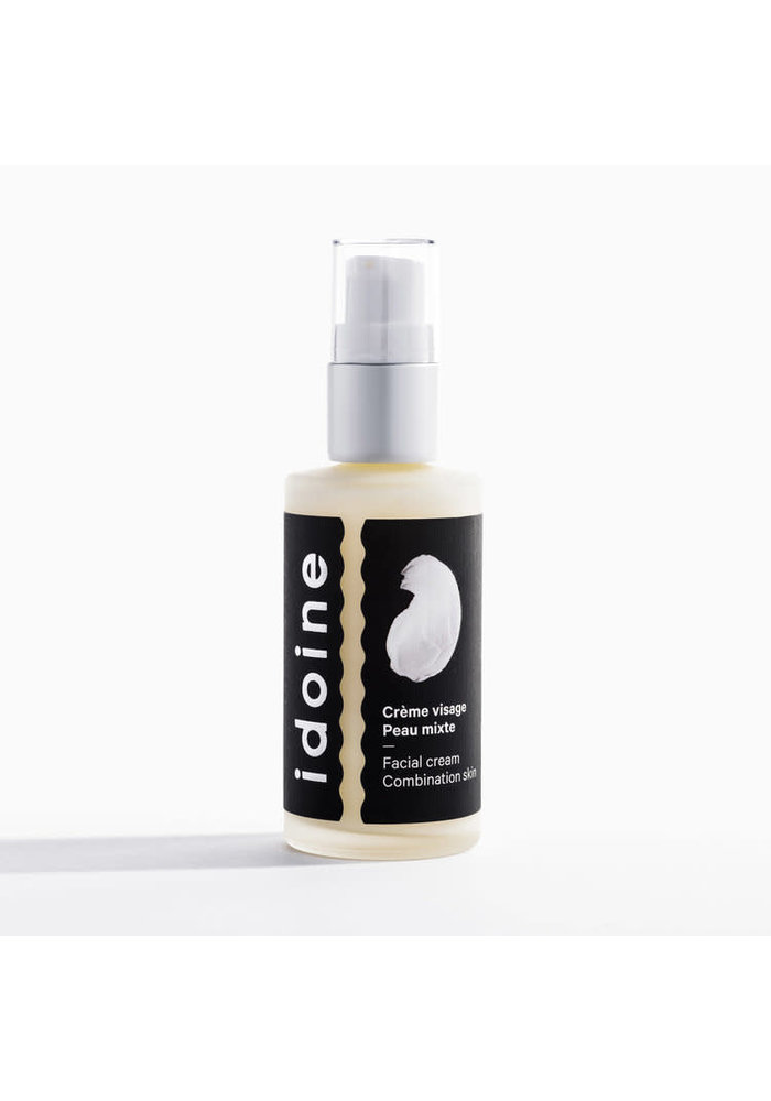 Idoine - Crème visage - Peau mixte