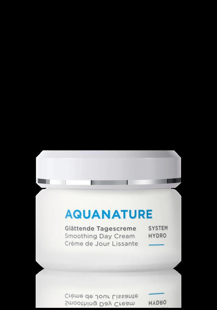 Anne Marie Börlind - Aqua nature - Crème de jour lissante en pot 50ml