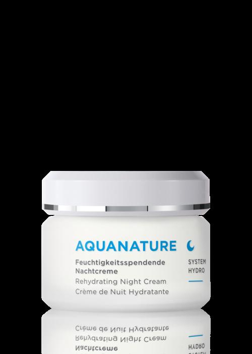 Anne Marie Börlind Anne Marie Börlind - Aqua Nature - Crème de nuit hydratante 50ml