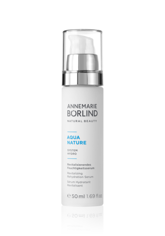 Anne Marie Borlind - Aqua Nature Sérum hydratant revitalisant 50 ml