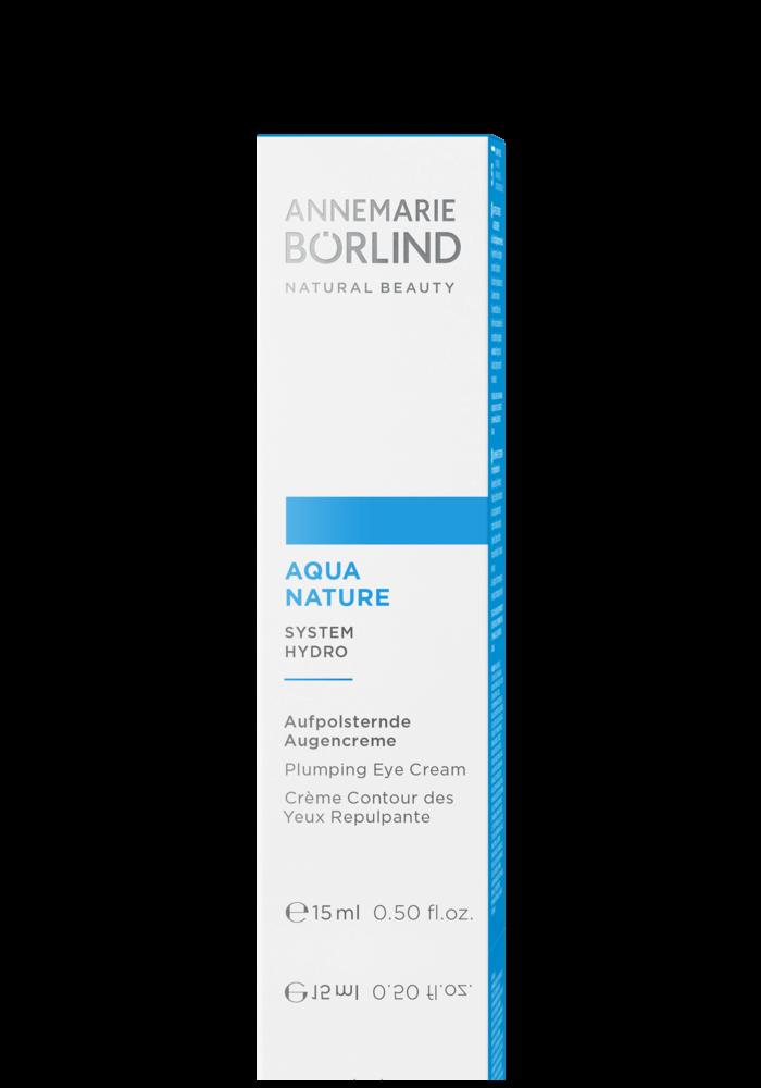 Anne Marie Börlind - Aqua nature - Crème Yeux 15ml