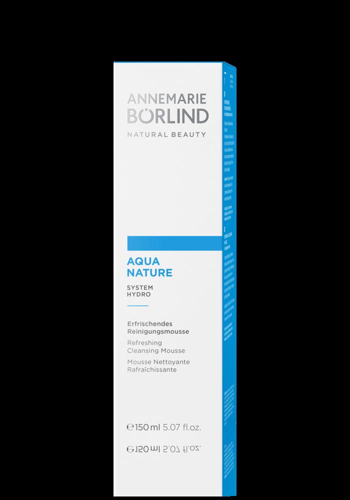 Anne Marie Börlind - Aqua nature - Nettoyant moussant 150ml