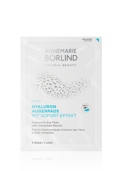 Anne Marie Börlind Anne Marie Börlind - Patch yeux INDIVIDUEL - acide hyaluronique